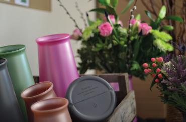 New Flower Vase
