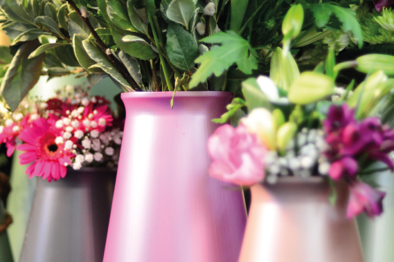 StemGem recyclable Vases