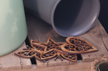 Wooden Shapes