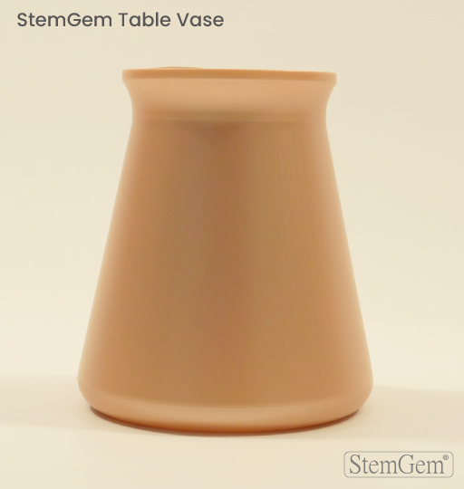 StemGem Rose gold Table StemGem Vase