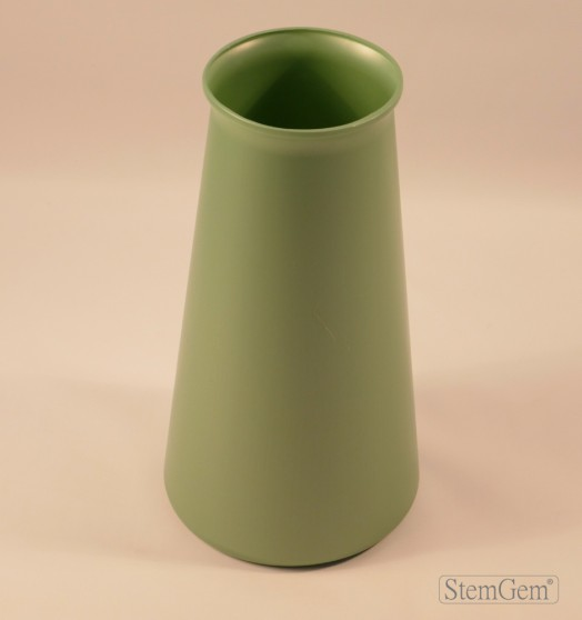 StemGem Sage Green Shop Vase