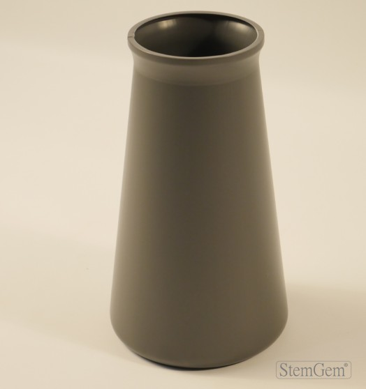 StemGem Grey Shop Vase