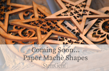 Paper Machè Shapes