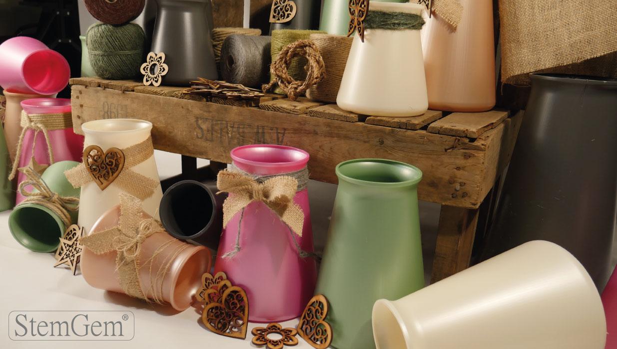 StemGem Vases