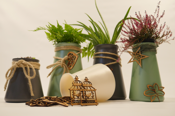 House Plant StemGem Vase