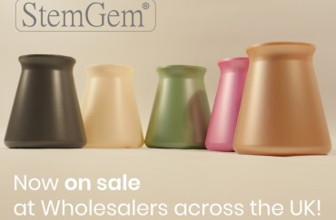 Choose Eco-friendly StemGem® Vases