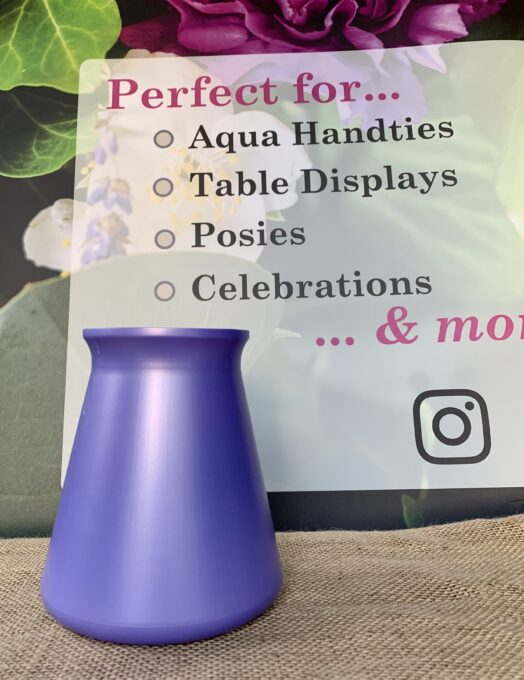 Lilac StemGem® Table Vase