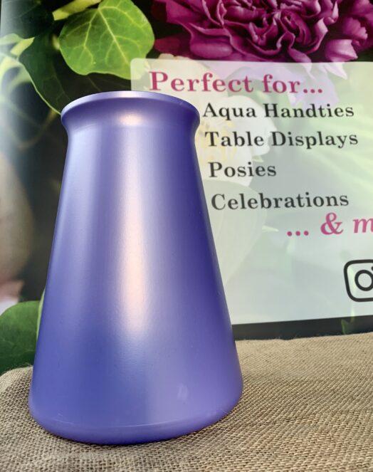 Lilac StemGem® Aqua Vase