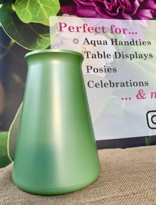 Sage Green StemGem® Aqua Vase