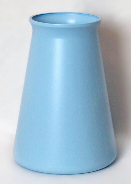 Baby Blue StemGem® Aqua Vase