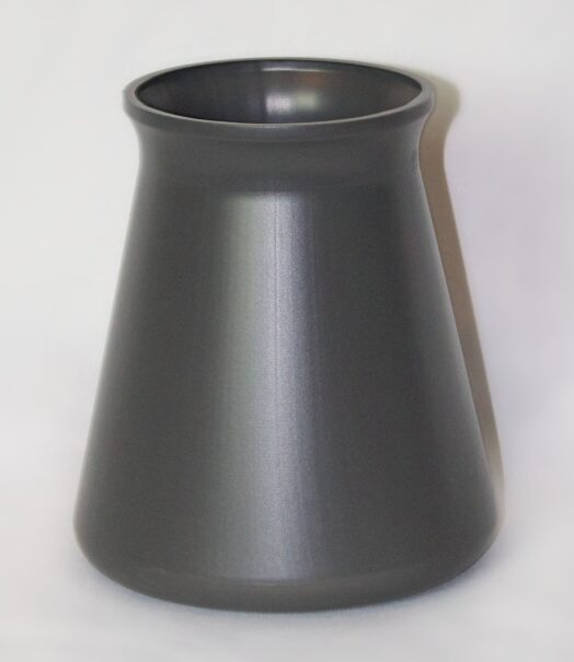 Grey StemGem®Table Vase