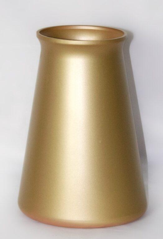 Gold StemGem®Aqua Vase