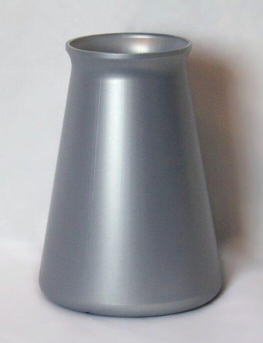 Silver StemGem®Aqua Vase
