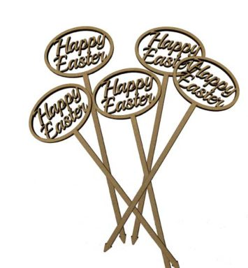 Happy Easter Occasion Sticks