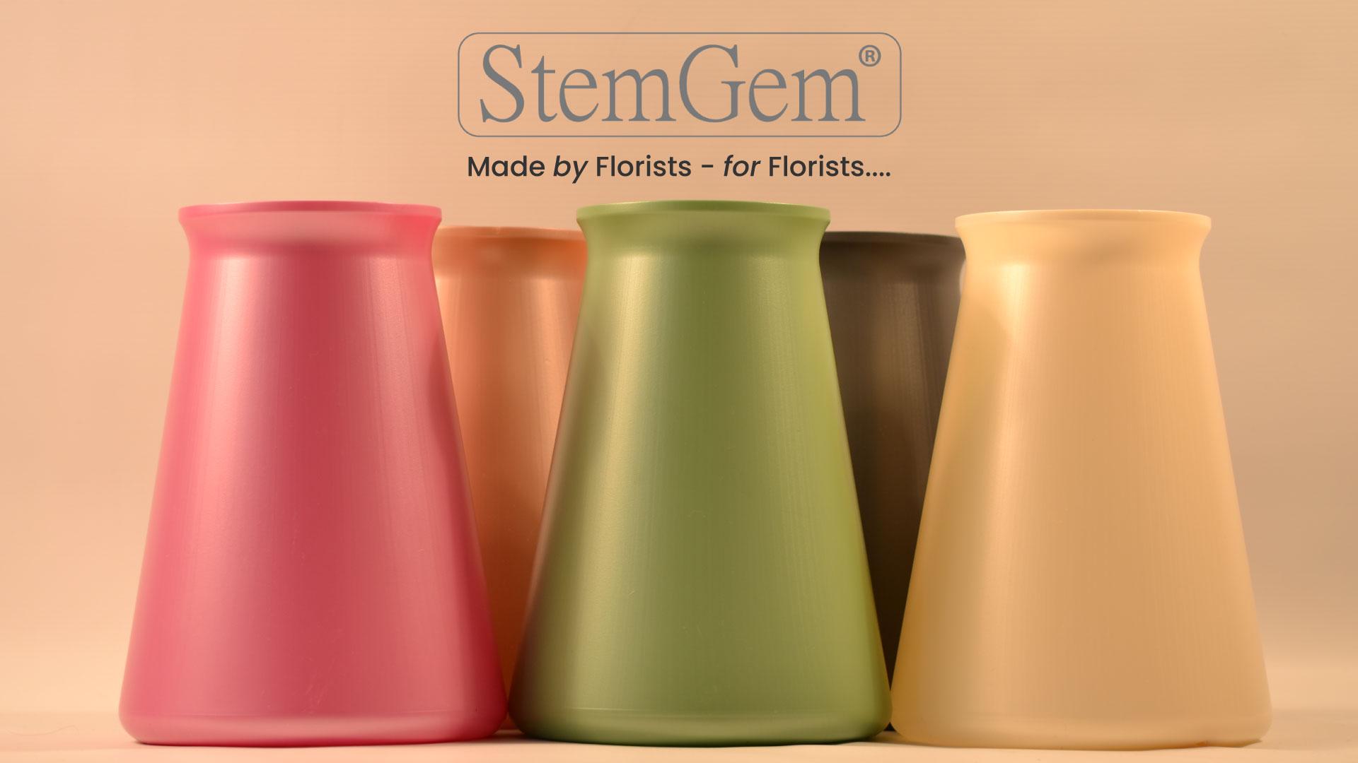 Buy StemGem® Vases Made By Florists For Florists